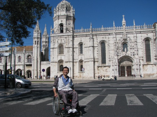 O Mosteiro dos Jerônimos, além de possuir acessibilidade foi classificado como Património Mundial pela UNESCO