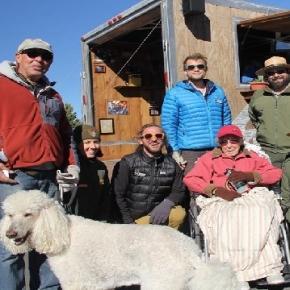 Viagem de Norma - Parque Nacional do Grand Canyon. Depois de descobrir o câncer no útero, Norma decidiu sair numa aventura com a família.