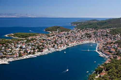 The town of Mali Lošinj, located on the Croatian island of Lošinj, was a winner in Europe's first ETIS and Accessible tourism awards