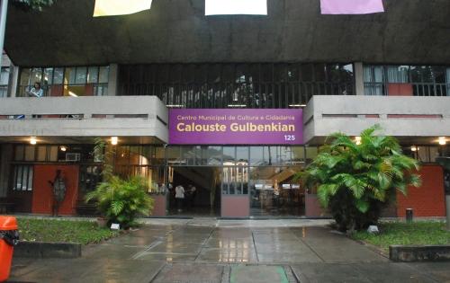 Aulas serão realizadas no Centro Municipal de Cultura e Cidadania Calouste Gulbenkian