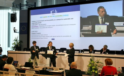 EU's first ETIS and Accessible Tourism Awards recognize outstanding achievements