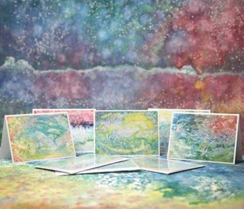Os quadros de Iris Grace são comparados aos de Monet