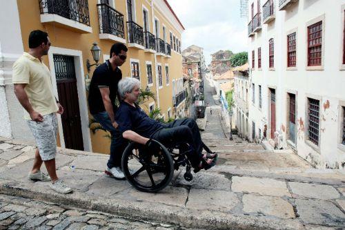 Scott Rains visita São Luis e aponta intervenções para melhorias no centro histórico
