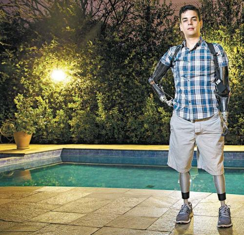 A forma como Pedro Pimenta conduziu sua vida depois de uma tragédia é emocionante