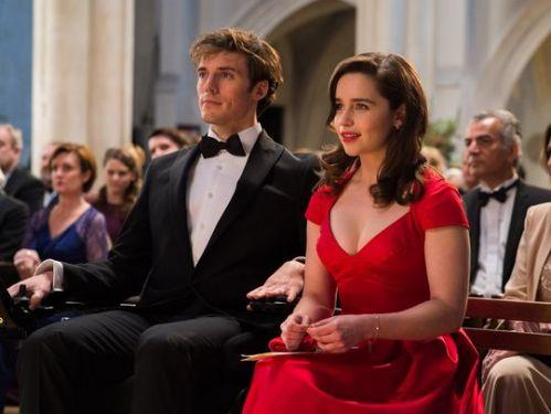 Emilia Clarke interpreta Louisa, uma jovem contratada por uma família rica para cuidar de Will (Sam Claflin), que sofreu uma lesão medular grave