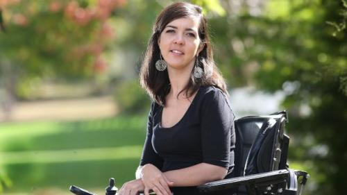 Megan Smith has just recently returned from four months in Cambodia where she was instrumental in the development of first wheelchair friendly tuktuk.