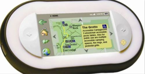 GPS Ranger Incorporate Accessibility Features