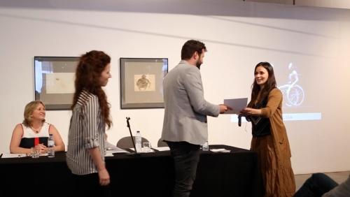 Organizados pela Acesso Cultura - Associação Cultural, criada em 2013, os prémios foram entregues numa cerimónia no Museu do Chiado.