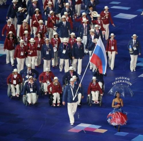 Rusia también se quedaría sin Juegos Paralímpicos.