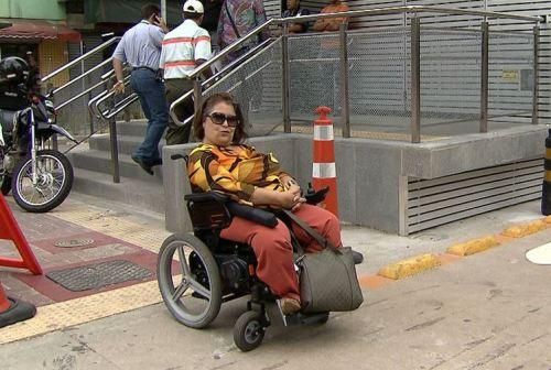 Segundo a Presidente do Conselho Estadual de Defesa dos Direitos da Pessoa com Deficiência, Brasil passará vergonha durante Olimpíadas e Paralimpíadas