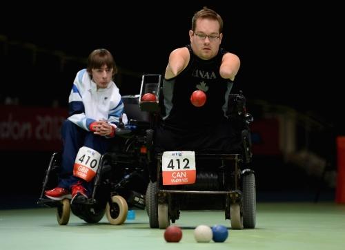 Ao lado do goalball, a bocha é um dos dois únicos esportes Paralímpicos que não consta com um similar nos Jogos Olímpicos