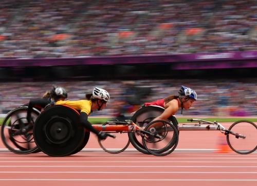 O atletismo é o esporte que terá o maior número de concorrentes nos Jogos Paralímpicos Rio 2016. Serão 1.100 atletas.