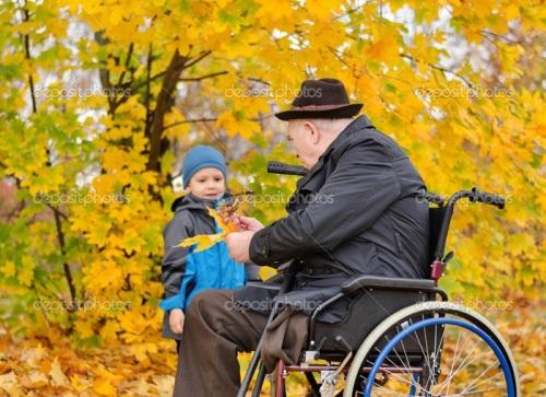 Censo 2010 - idosos são os que mais apresentam algum tipo de deficiência