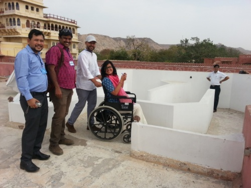 deepak-kalra-umang-school-for-the-disabled-in-jaipur-led-a-simulation-exercise-in-which-participants-were-equipped-with-wheelchairs