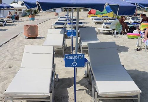 free-sunbeds-for-disabled-in-ayia-napa