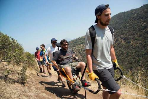 uc-berkeley-student-alvaro-silberstein-sets-out-in-a-wheelchair-with-help-from-friends-to-trek-three-wild-regions-in-chiles-torres-del-paine-park