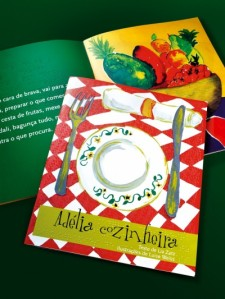 A coleção Adelia, voltada ao público infantil, é o primeiro projeto autoral da WG e em breve terá versão em espanhol.